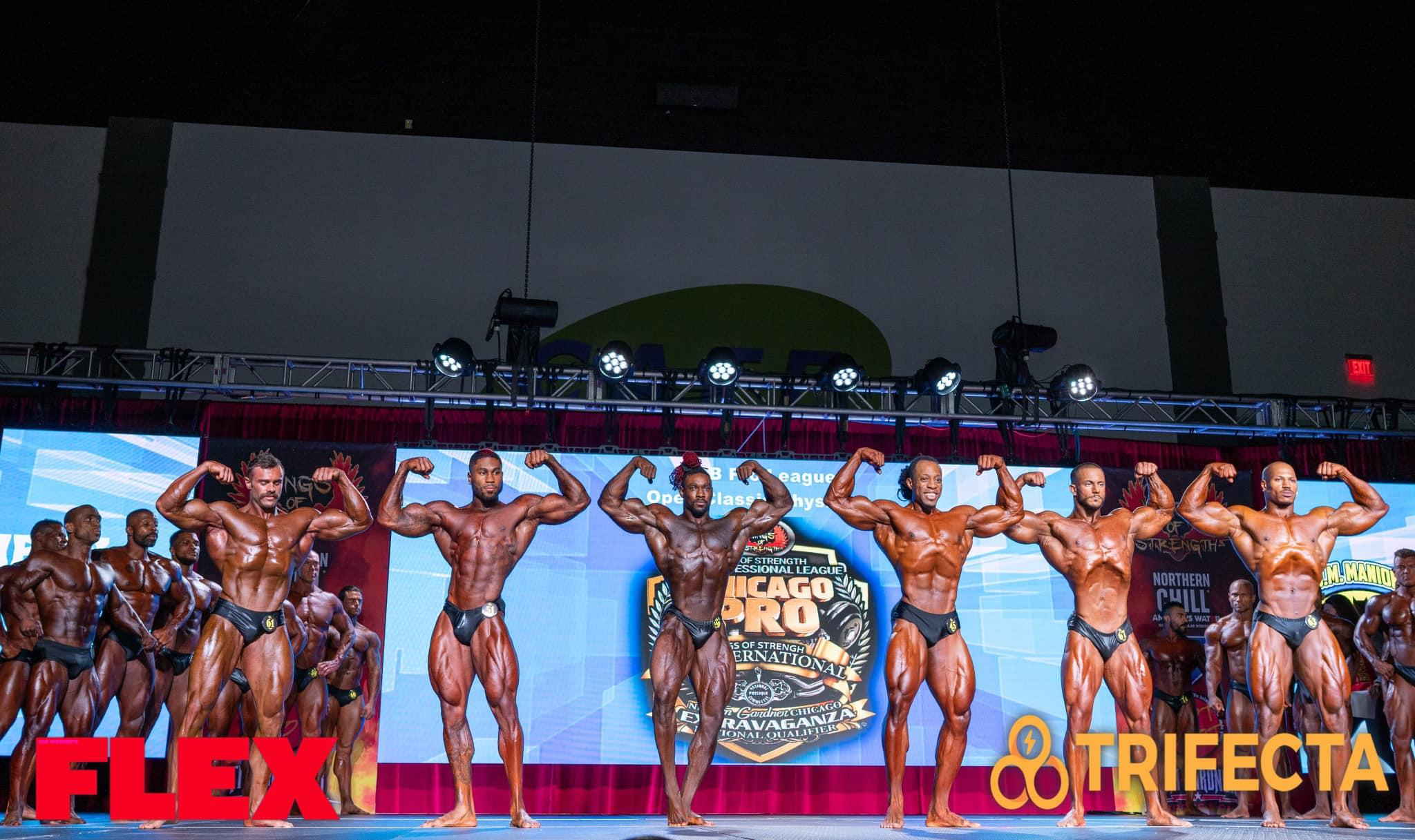 2020 Chicago Pro and Wings of Strength