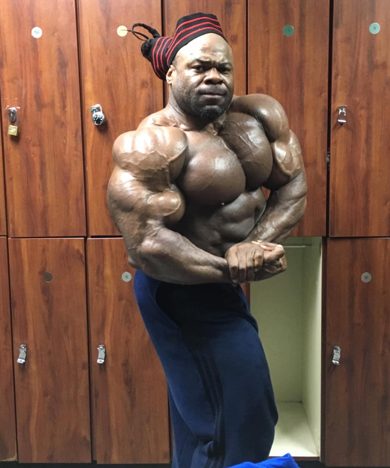 Kai Greene Updates Official Thread