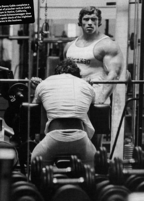 Arnold Schwarzenegger Updates Official Thread