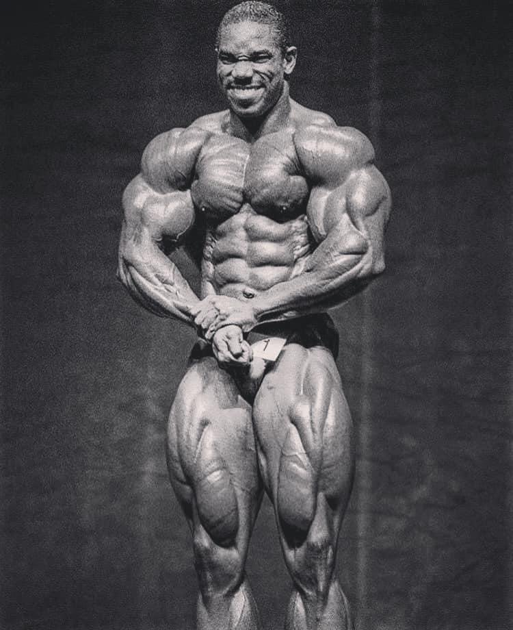 The Old days of bodybuilding