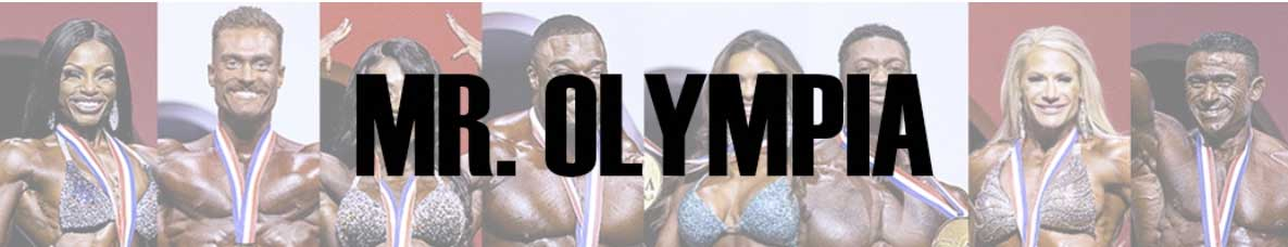 2020 Mr. Olympia